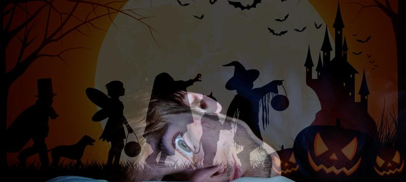 Halloween y elAstronauta